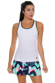 Fila Women's Heritage Retro Print Tennis Skirt