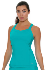 Fila Women's Court Allure Strappy Tennis Tank