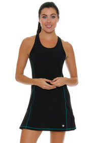 Fila Women's Court Allure Racerback Tennis Dress