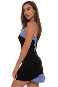Tennis Women's Wear l Fila Platinum Persian Tennis Dress :TW163QX4