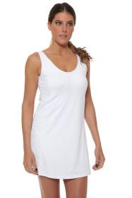 Tail Tennis Women's Tennis Essentials : Shapewear Dress - TLT-TX2046 l PinksandGreens.com
