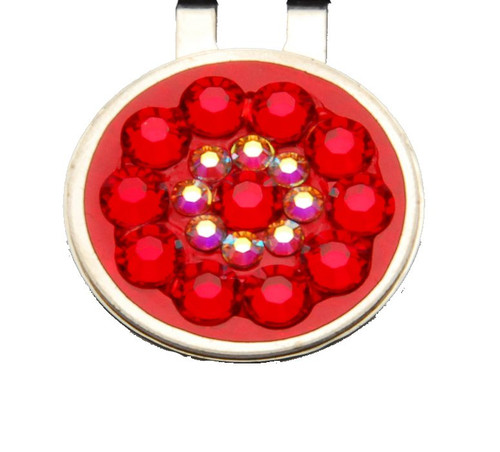 Red Crystal Ball Marker