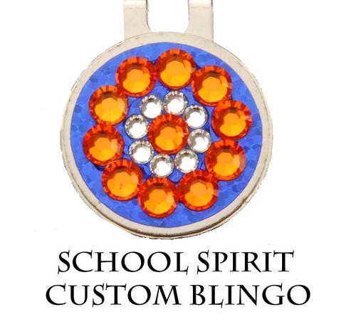 School Spirit Custom Ball Marker BL-School-Spirit-Custom-FINAL SALE