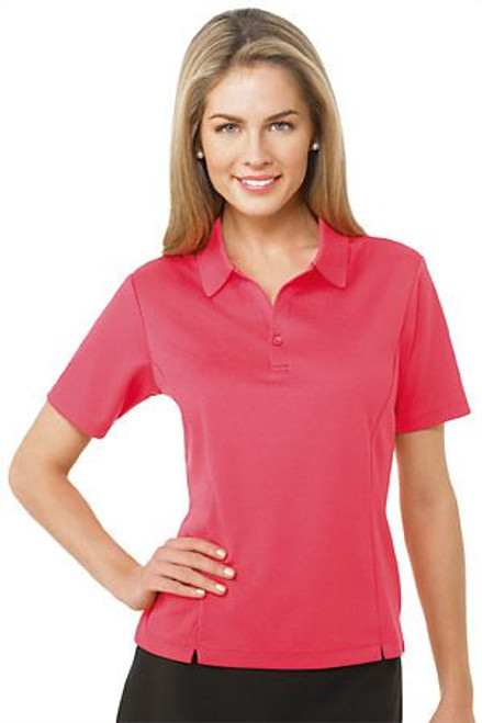 Tour Tech Ladies Golf Polo EP-5141-Basic Image 3