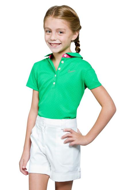 Solid Shorts - 3 Colors NK-452938-green shorts Image 7