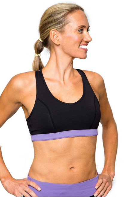 Pisces Yoga Sports Bra - 2 Colors CO-LBAW Image 3
