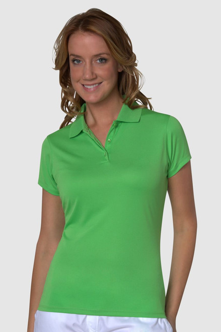 Luster Short Sleeve Polo NL-L408202- Image 6