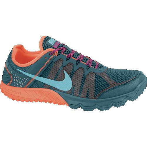 Nike Zoom Wildhorse Running Shoe-Night Factor N-599121-348 Image 3