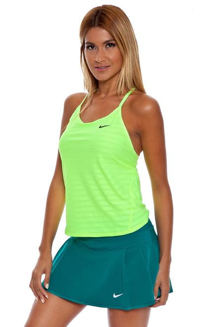 Maria Premier Emerald Tennis Skirt N-683104-348 Image 3