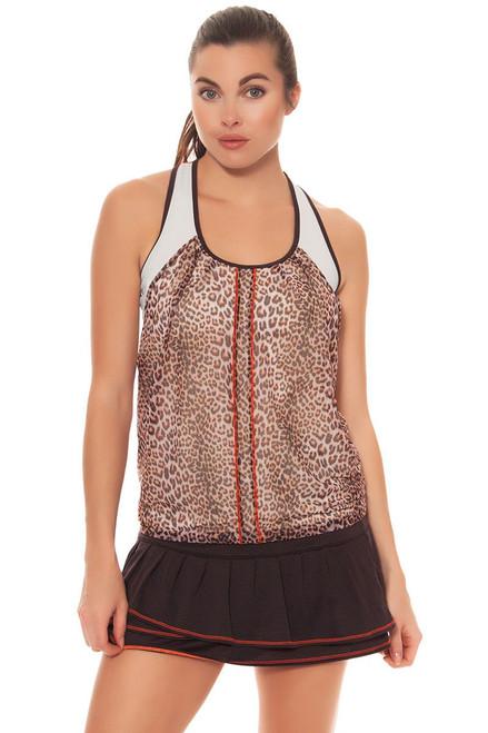 Long Pleated Tennis Skirt LIL-CB125-045 Image 2