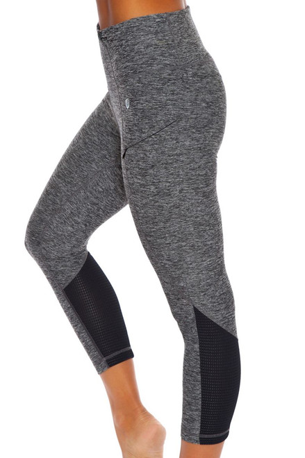Naomi Charcoal Legging GG-LP603-Charcoal Image 4