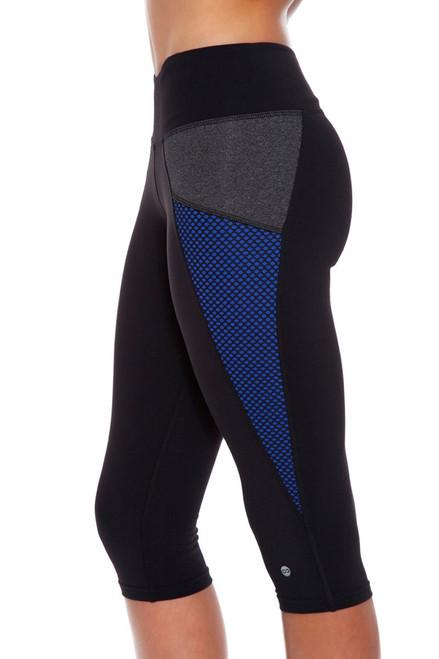 Milla Workout Capri Legging CA-60102 Image 4
