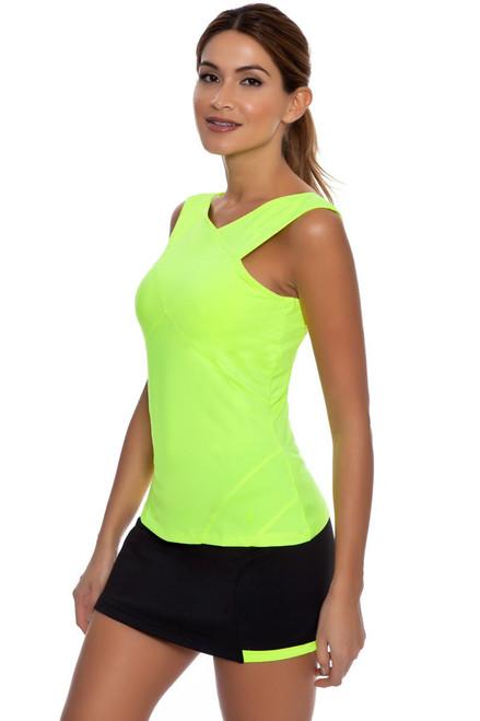 Platinum Tennis Skirt FT-TW161PB7-001 Image 2
