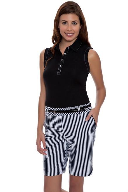 Annika Women's Outline Stripe Play Golf Short