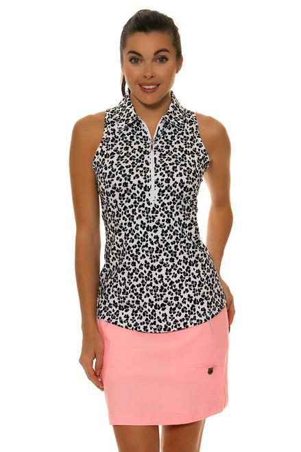 Jamie Sadock Women's Doll Face Skinnylicious Pull On Golf Skort JS-51353-718 Image 4