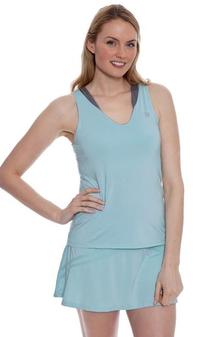 Women's Tennis Wear l Eleven Strike Tennis Skirt : ST447S