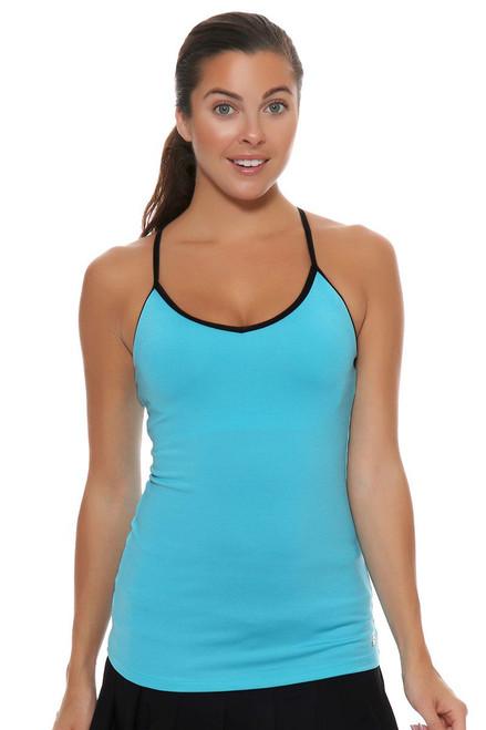 New Balance Women's Bayside Studio Cami Tank Top NB-WT53453-408 Image 4
