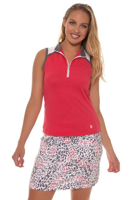 GGBlue Women's Ruby Sky Harlo Pull On Golf Skort