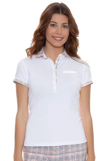 Fairway and Greene Women's Somerset Hadley Golf Polo Shirt