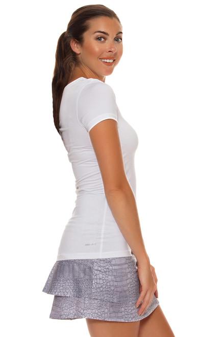 Golf Wear l Lucky In Love Birque Women's Skort: CB159