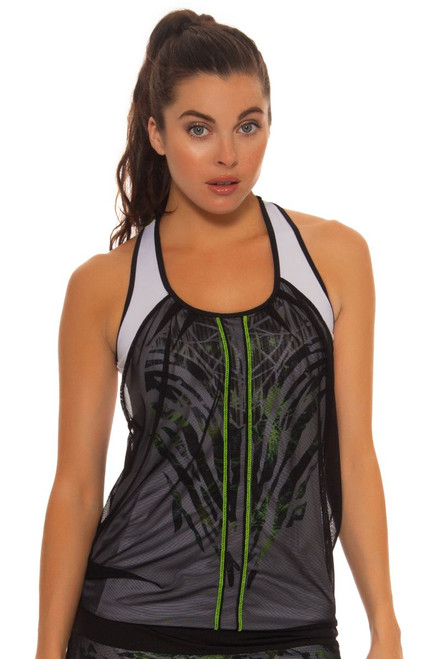 Into The Woods Tennis Tank LIL-CT308-090718 Image 4
