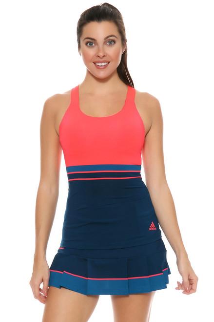 Tennis Clothes | Adidas Premium US Open Tennis Skirt - AY7909