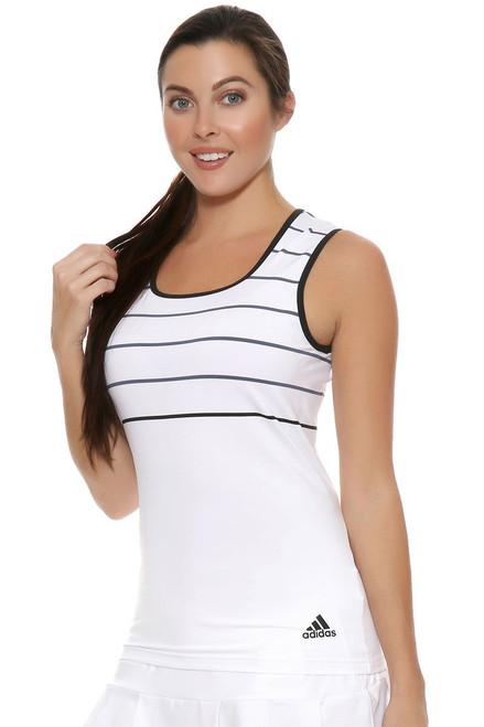 Adidas Women's All Premium Tennis Tank A-AY7910 Image 5