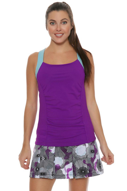 Printed Pleat Tennis Skirt JD-18705-EB2 Image 4