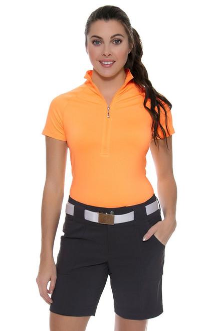 Jofit Women's Sonoma Sport Belted Golf Short JF-GB505-SLT Image 4