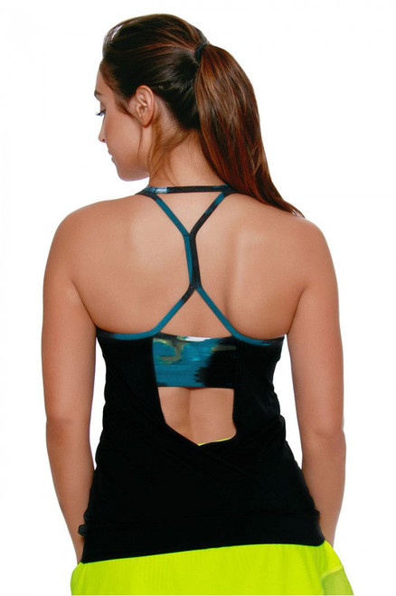 New Balance Womens In Transit Bra Tank - Image 1