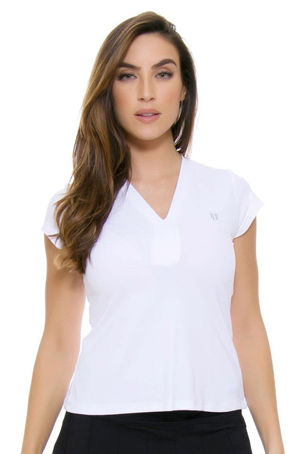 Winners V-Neck Shirt E-CP110C-100 Image 2
