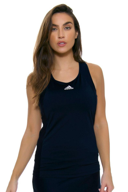Adidas Navy Womens Tennis Tank - Image 1