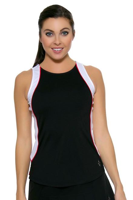 Jofit Women's Barossa Sport Ace Tennis Tank JF-TT044-BNW Image 4