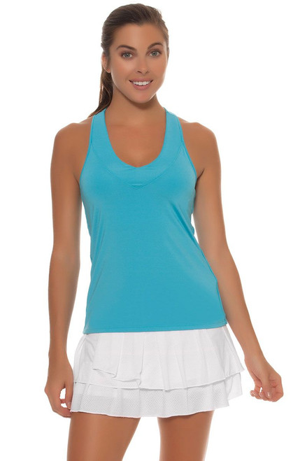 Pleat Tier Core Tennis Skirt LIL-CB78-110 Image 4