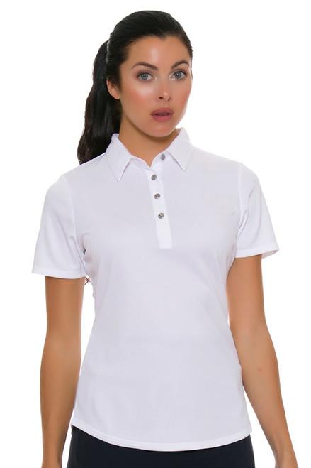 Cutter & Buck Women's Basics Fiona Golf Short Sleeve Polo