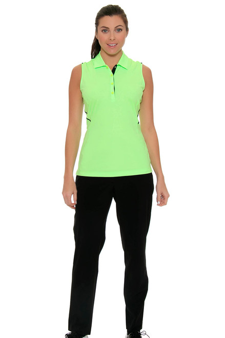EP Sport Women's Prismatic Cohesion Slim Ankle Golf Pants