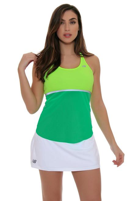 Casino Tennis Skirt NB-WK71427-WT Image 4