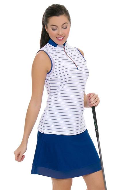 Annika Women's Above Board Nova Kiri Knit Pull On Golf Skort