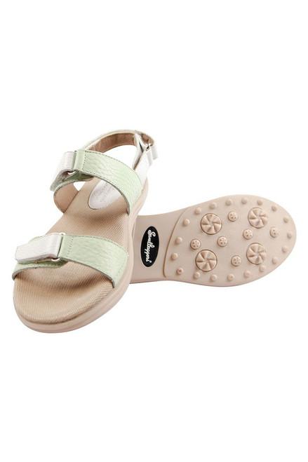 Sandbaggers Women's Mint Lola Golf Sandals SB-LOLAMINT Image 3