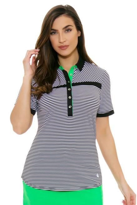GGBlue Women's Bali Kesha Guru Golf Polo Shirt GG-E1016-1752 Image 4