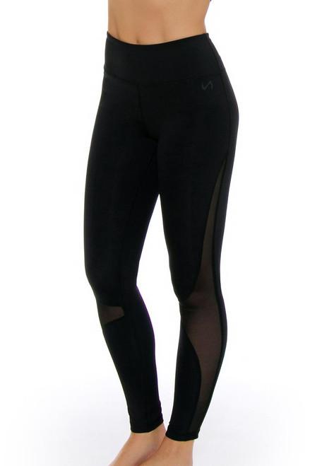 TLF Women's Spring Reverie Black Workout Legging TLF-36018-0000-001 Image 4