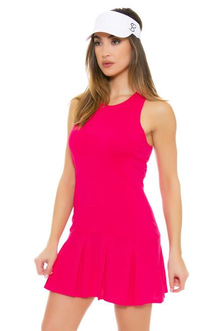 Lole Women's Spring Mae Tropical Rose Tennis Dress LO-LSW2191-K423 Image 4