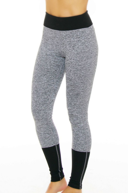 Tonic Active Women's Atmosphere Get On Your Way Workout Legging TA-SP7079-Atmosphere Image 4