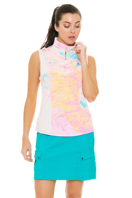 Jamie Sadock Women's Antigua Skinnylicious Pull On Golf Skort
