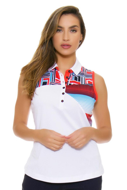 GGBlue Women's Olympic Era Luna Golf Sleeveless GG-E1024-1820 Image 4