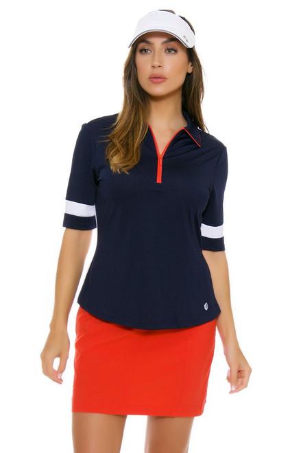 GGBlue Women's Olympic Era Wedge Victory Golf Skort
