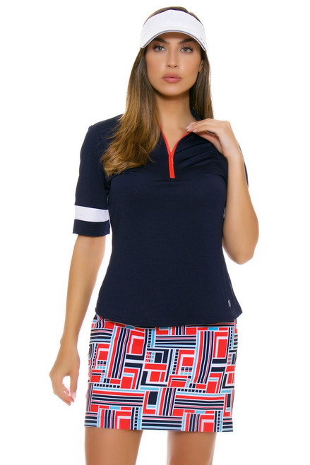 GGBlue Women's Olympic Era Fore National Golf Skort