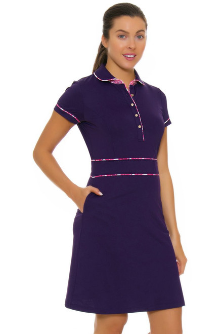 Fairway & Greene Women's Flourishing Lorelei Golf Dress