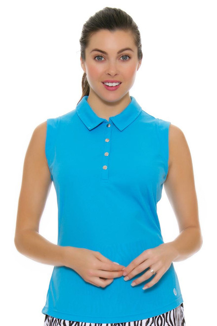 GGBlue Women's Serengeti Leah Basin Golf Sleeveless GG-BE849-A080 Image 1