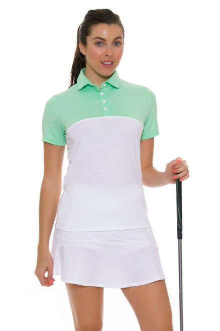 Redvanly Women's Gates White Golf Skort RV-3364 Image 4